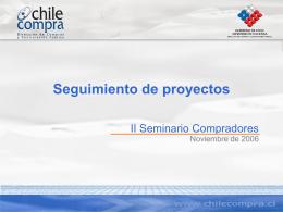 Seguimiento de proyectos - Apuntes DUOC / FrontPage