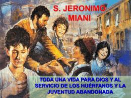 S. JERONIMO MIANI
