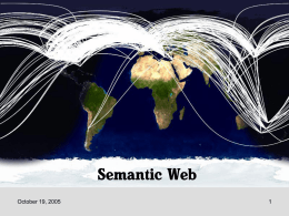 Semantic Web - Information Management Association of