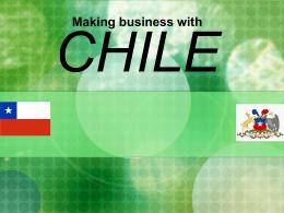 CHILE - ITESM