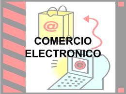 COMERCIO ELECTRONICO - Pagina inicial de …