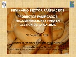 Diapositiva 1 - Alimentos Argentinos