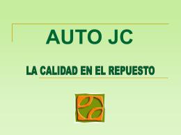 AUTO JC, S.L.