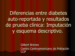Diferencias entre diabetes auto