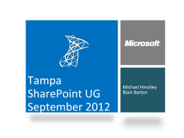 SharePoint 2013 - Dave Wollerman's Blog