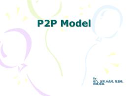 P2P Model