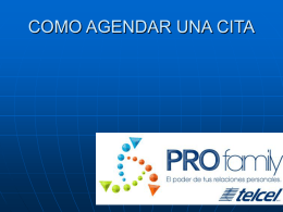 PROCESO - Profamily Telcel