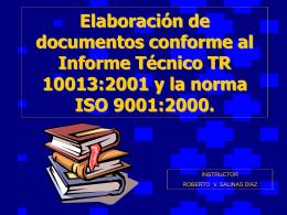 La familia ISO 9000:2000