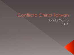 Conflicto China