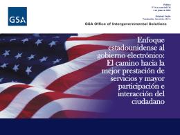 FTAA.ecom/inf/136 4 de junio de 2002 Enfoque