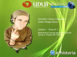 Tema 02 - Unidad 1 - El Hombre Como Ser Social y Ser …