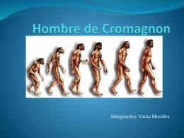 Hombre de Cromagnon
