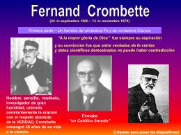 Fernand Crombette - Libero - Community