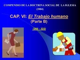 CAP. VI: El Trabajo humano (Parte B) (295