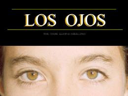 Los Ojos - Web de la Iglesia de Cristo en Sevilla