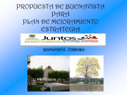 PROPUESTA PLAN DE MEJORAMIENTO