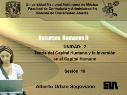 Recursos Humanos II.1