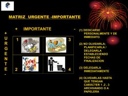 matriz_tiempo - Blog de Luis Miguel Manene | Soy …