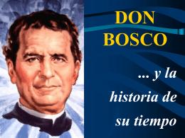 DON BOSCO - Don Bosco, Portal Informativo, Salesianos