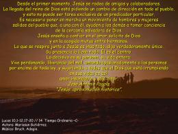 Tiempo Ordinario 14 -C-