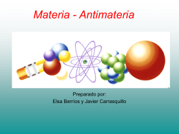 Materia-Antimateria