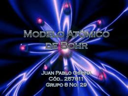 Diapositiva 1 - Modelosatomicos