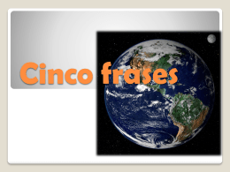 Cinco frases - Newport Independent Schools