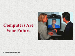 Computers Are Your Future - Chapter 10