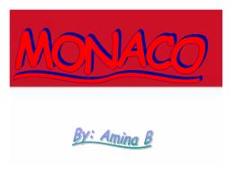 MONACO - PBworks
