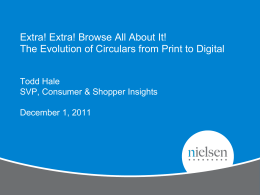 Evolution of the Retail Circular Webinar Presentation