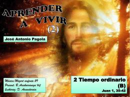 Aprender a vivir - San Viator Pastoral