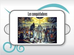 Llegada de los conquistadores