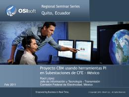 Regional Seminars