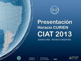 3 Horacio Curien - Argentina