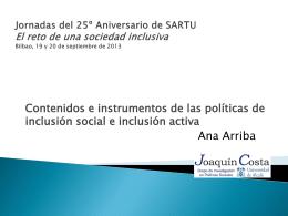 Congreso SARTU