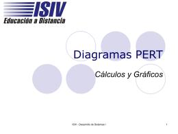 Diagramas PERT - ISIV - DS I