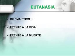 EUTANASIA - Nutricion7A