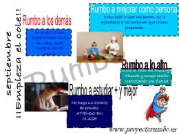 Diapositiva 1 - PROYECTO RUMBO