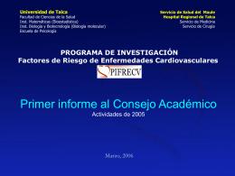 Diapositiva 1 - .:PIFRECV