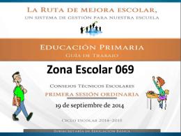 Zona Escolar 069