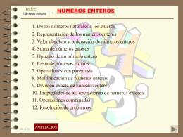 Algebra. Ecuaciones de primer grado