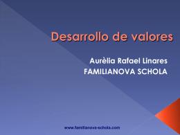 Diapositiva 1 - Familianova Schola
