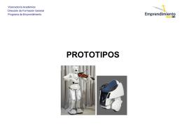 PROTOTIPOS - Nuestras Clases