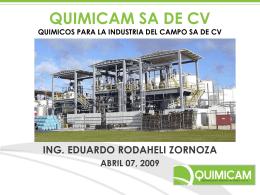 QUIMICAM - QuimiNet.com