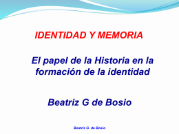 ASAMBLEAS HISTORICAS HACIA EL BICENTENARIO