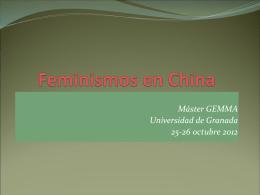 Mujeres en China: el camino hacia la igualdad