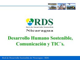 Nicaragua Hacia RIO +10