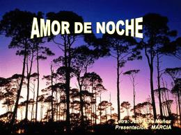 0026 Amor de noche