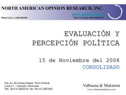 ALCALDIA MAYOR CONSOLIDADO (MUNICIPIOS: …