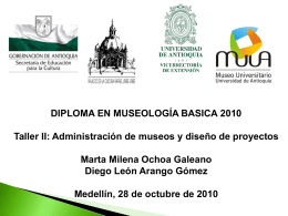 Museo Universitario, punto de encuentro para los sentidos